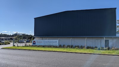 Harper Entertainment Distribution Services Storage
