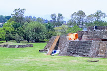 Centro Cultural Teopanzolco, Cuernavaca, Mexico