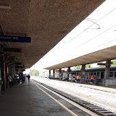 Железнодорожная станция  Latina