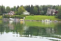 Downtown Sylvan Lake, Sylvan Lake, Canada