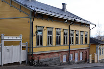 Toivolan Vanha Piha, Jyvaskyla, Finland