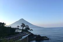 Mt. Kaimondake, Ibusuki, Japan