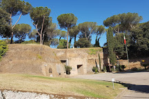 Mausoleo delle Fosse Ardeatine, Rome, Italy