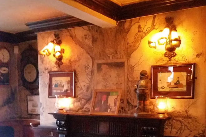 Cartoon Inn, County Wicklow, Ireland