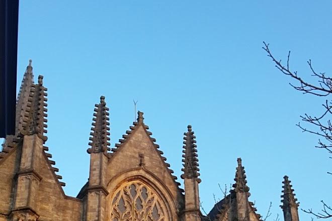 Eglise de Notre Dame, Vitre, France