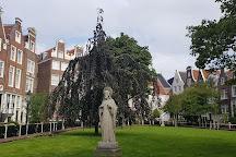 Begijnhof, Kortrijk, Belgium