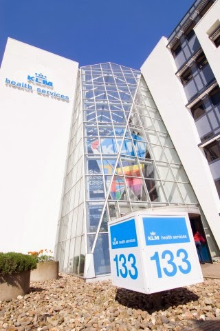 KLM Travel Clinic Health Services