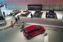 Nissan Global Headquarters Gallery, Nishi, Japan