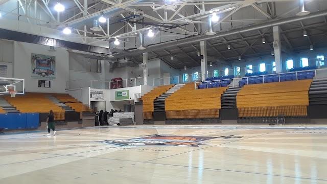UVI Sports and Fitness Center St. Thomas