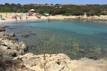 Spiaggia Cala Lupo, Stintino, Italy