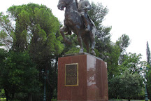 King Nikola Monument, Podgorica, Montenegro