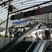 Станция  Hauptbahnhof