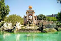 Ciutadella Park, Barcelona, Spain