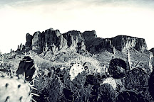 Superstition Mountains, Arizona, United States