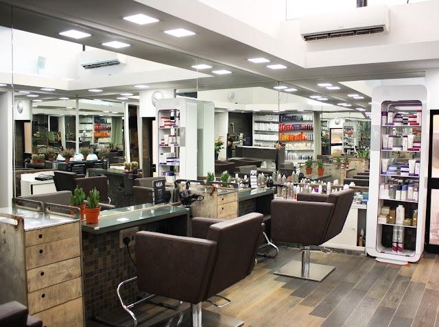Galea's unisex Hairsalon & Cafe