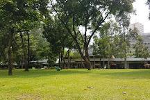 Ayala Triangle Gardens, Makati, Philippines