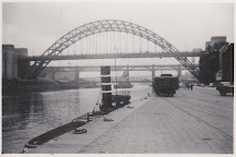 The Tyne Bridge, Newcastle upon Tyne, United Kingdom