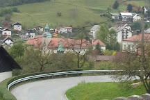 Quecksilberbergwerk Idrija, Idrija, Slovenia