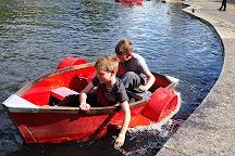 Cwmbran Boating Lake, Cwmbran, United Kingdom