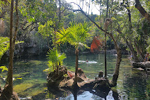 Cenote Chikin Ha, Playa del Carmen, Mexico