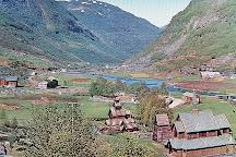 Borgund Stave Church, Laerdal Municipality, Norway