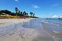 Praia de Sao Miguel dos Milagres, Maceio, Brazil