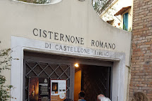Cisternone Romano, Formia, Italy