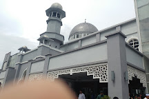 Kampong Bharu Jamek Mosque, Kuala Lumpur, Malaysia