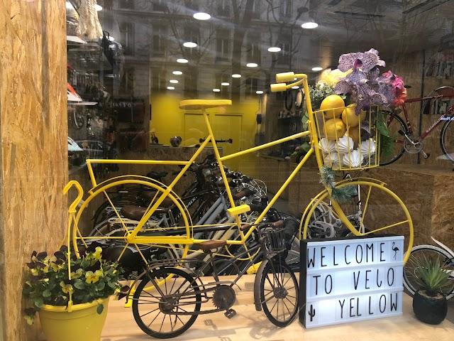 Velo yellow