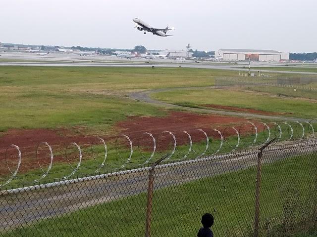 CLT Airport Overlook