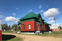 Hanna Pioneer Museum & Village, Hanna, Canada