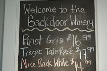Back Door Winery, Summerland, Canada