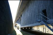 Pile Pont Expo, Saint-Gervais-les-Bains, France