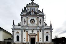Basilica of the Virgin Mary, Brezje, Slovenia