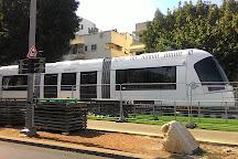 Habimah Square, Tel Aviv, Israel