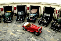 Vintage Collection of Classic Cars Museum, Udaipur, India