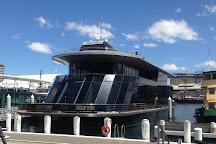 Starship Sydney & Starship Aqua, Sydney, Australia