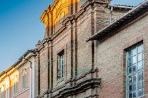 Oratorio di Santa Maria dei Bianchi, Citta della Pieve, Italy