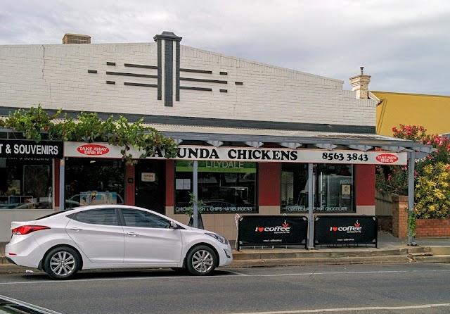 Tanunda Chickens