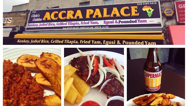 Accra Palace Ghanaian Restaurant