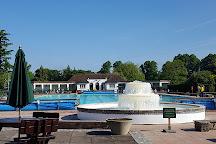 Sandford Parks Lido, Cheltenham, United Kingdom
