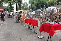 Garden of Art (Jardin del Arte), Mexico City, Mexico