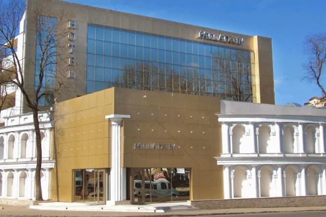 Palladium Night Club, Odessa, Ukraine