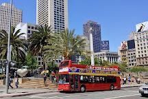 Magic Bus, San Francisco, United States