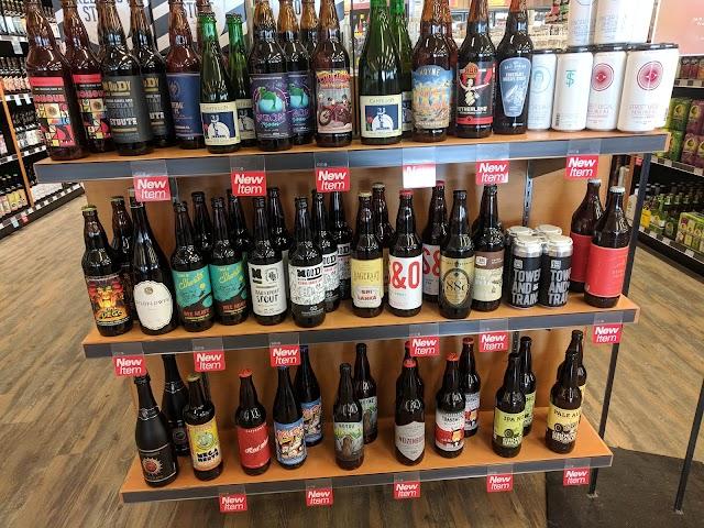 Cascadia Liquor Stores - Langford