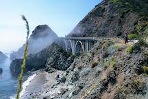 Big Creek Bridge, Big Sur, United States