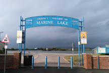 Marine Lake, Rhyl, United Kingdom