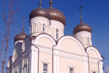 Holy Trinity Temple, Reutov, Russia