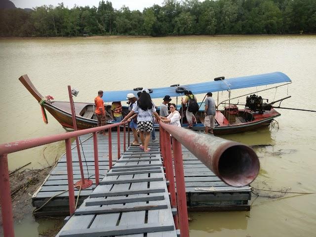 Ao Phang Na National Park HQ