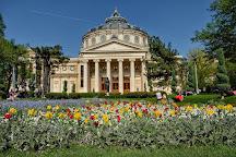 Romanian Athenaeum (Ateneul Roman), Bucharest, Romania